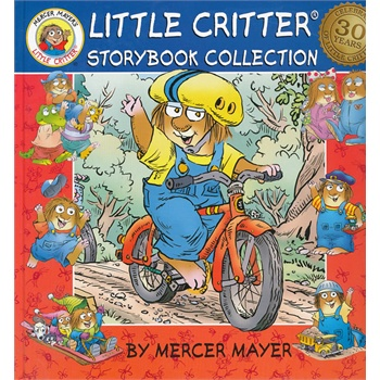 《[英文原版]Little Critter Storybook Collection 小怪物的故事合集》的封面