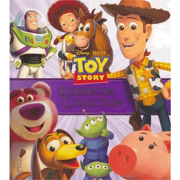 [英文原版]Toy Story Storybook Collection
