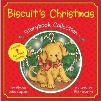 Biscuit's Christmas Storybook Collection小饼干圣诞节故事合集[英文原版]